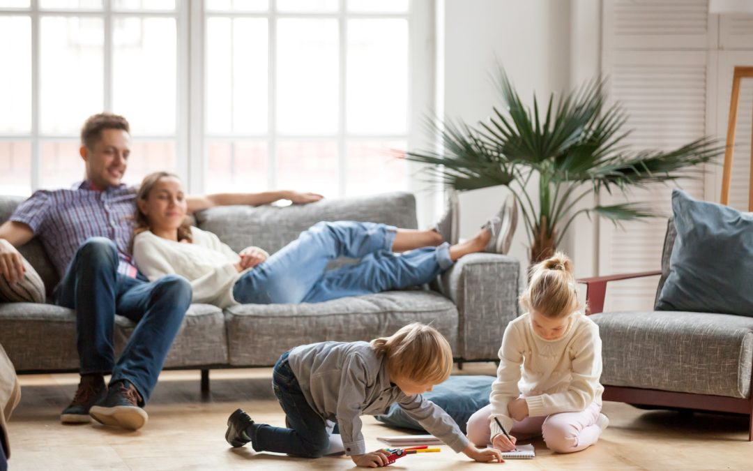 Building a Healthier Home by Using Low VOC Materials