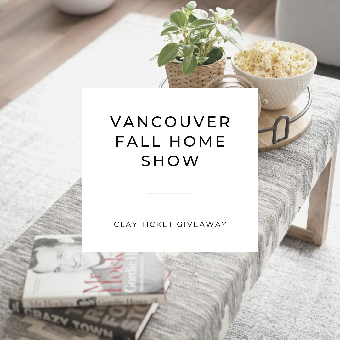 Vancouver Fall Home Show: Ticket Giveaway